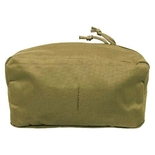 MFH Utility Pouch Large MOLLE Coyote