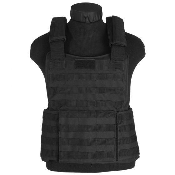 Mil-Tec Modular Padded Vest Black