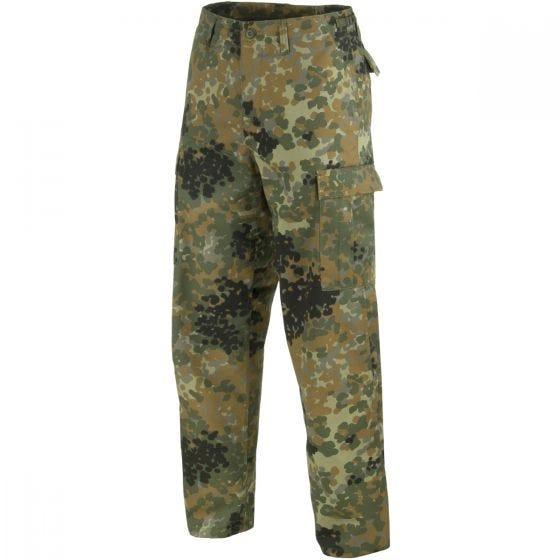 Mil-Tec BDU Ranger Combat Trousers Flecktarn