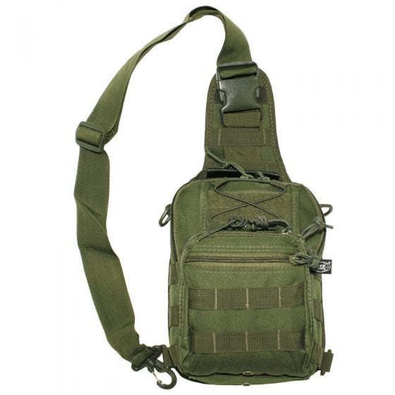MFH Shoulder Bag MOLLE Olive