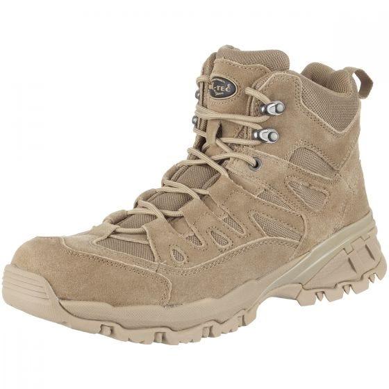 Mil-Tec Squad Boots Coyote