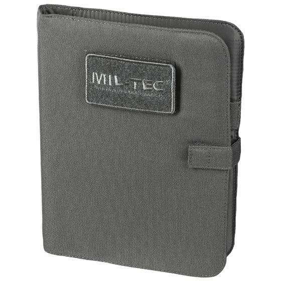 Mil-Tec Tactical Notebook Medium Urban Grey