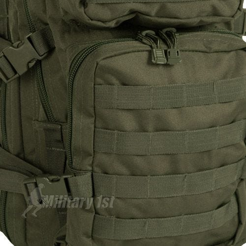 Mil-Tec MOLLE US Assault Pack Large Olive