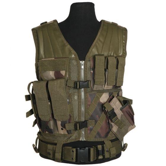 Mil-Tec USMC Tactical Vest CCE