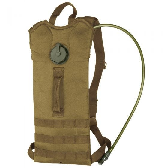 Mil-Tec Water Pack Basic MOLLE Coyote
