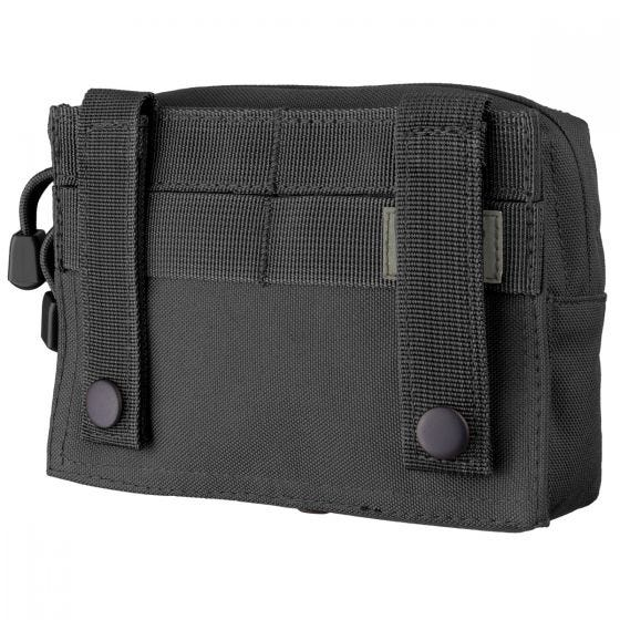Mil-Tec MOLLE Belt Pouch Small Black