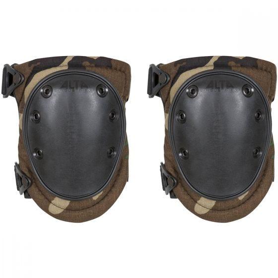 Alta Tactical AltaFlex Knee Pads AltaLOK US Woodland