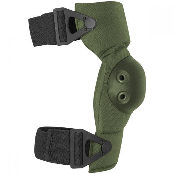 Alta Industries AltaCONTOUR Elbow Pads AltaLOK Olive Green