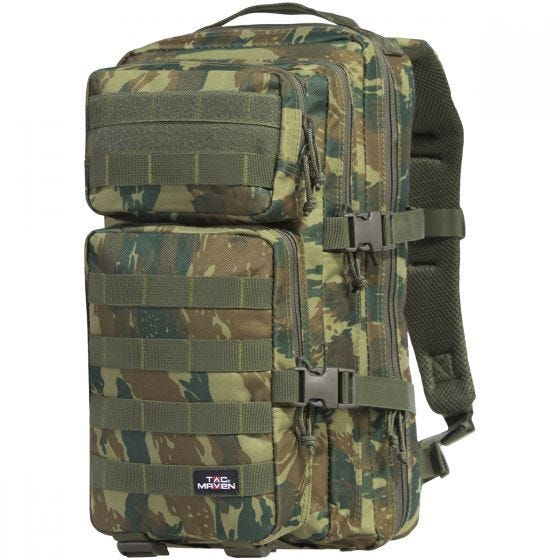 TAC MAVEN Assault Backpack Small Greek Lizard