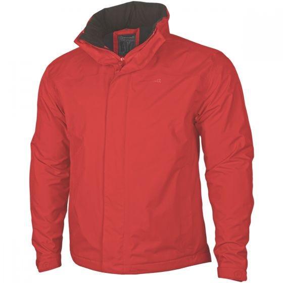Pentagon Atlantic Plus Rain Jacket Red