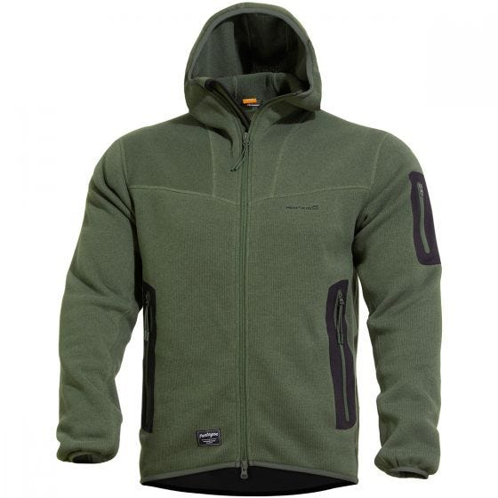 Pentagon Falcon Pro Sweater Camo Green