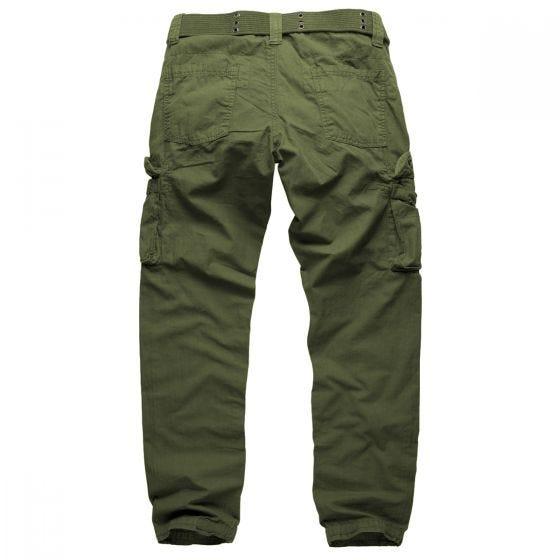 Surplus Royal Traveler Slimmy Trousers Royal Green