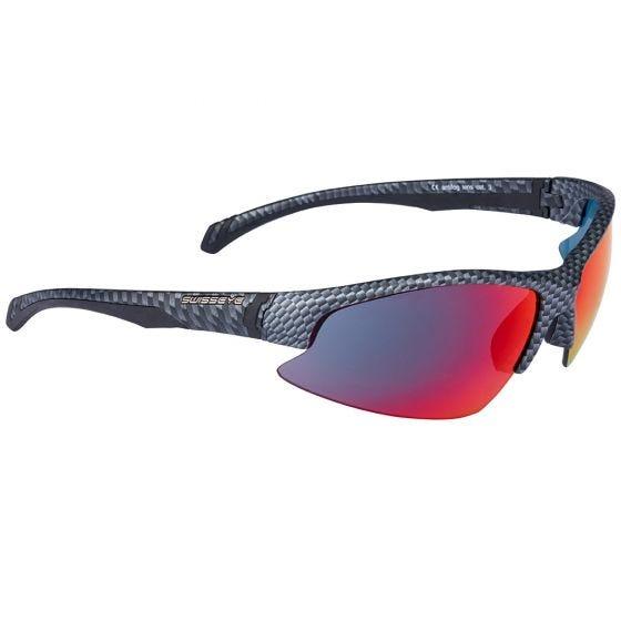Swiss Eye Flash Sunglasses Frame Carbon Lens