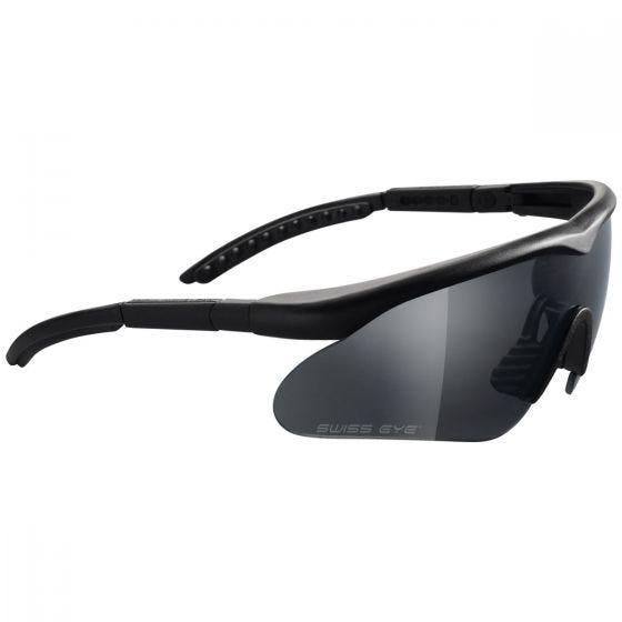 Swiss Eye Raptor Glasses Black Frame
