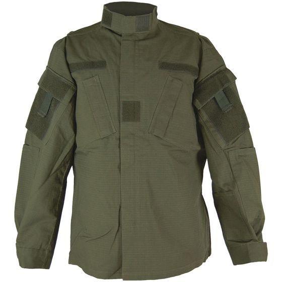 Teesar ACU Combat Shirt Olive