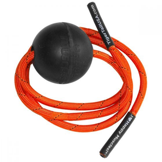 Tiger Tail Tiger Ball Massage On The Rope