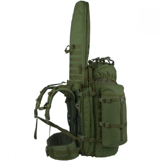 Wisport ShotPack 65L Rucksack Olive Green