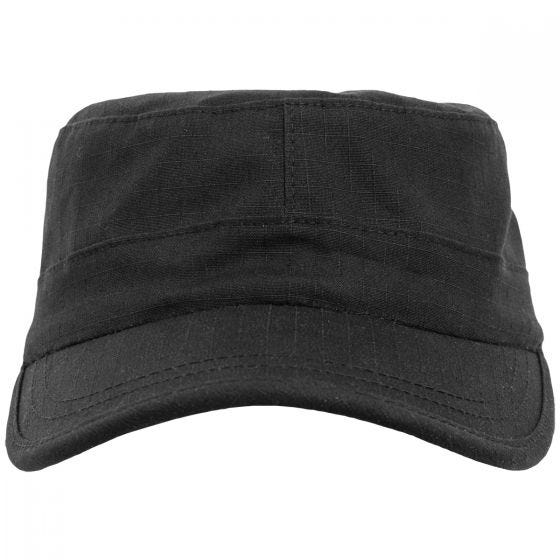 YP Top Gun Ripstop Cap Black