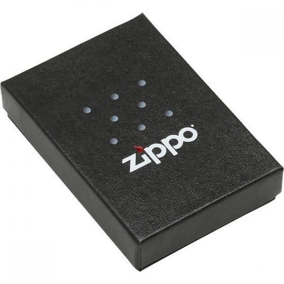 Zippo High Polish Vintage Brass Lighter