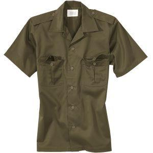 Surplus US Shirt Short Sleeve Olive