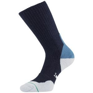 1000 Mile Fusion Walking Sock Navy