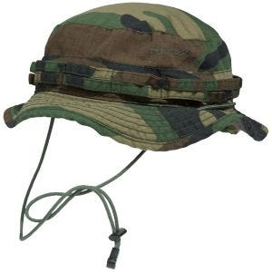 Quick View Pentagon Babylon Boonie Hat Woodland 4454d9ab871