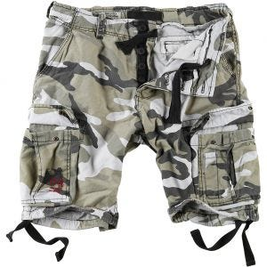 Surplus Airborne Vintage Shorts Washed Urban