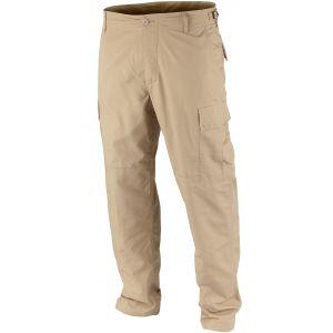 Teesar BDU Trousers Ripstop Khaki