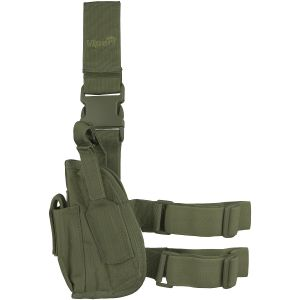 Viper Tactical Leg Holster Left Hand Green