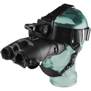 Yukon Advanced Optics Tracker NV 1x24 Goggles Black