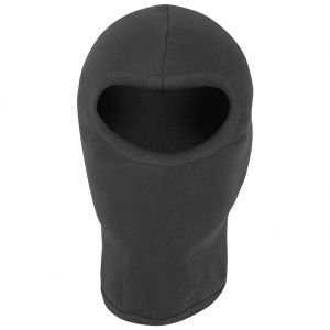 Mil-Com Open Face Balaclava Lightweight Cotton Black