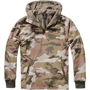 Brandit Luke Windbreaker Light Woodland