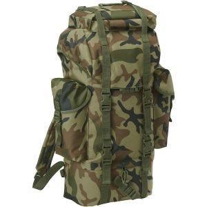 Brandit Combat Backpack Woodland
