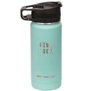 Earthwell Roaster Loop Vacuum Bottle 473ml Aqua Blue