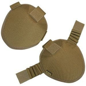 Flyye Armour Shoulder Pads Coyote Brown