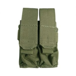 Flyye Double 9mm Magazine Pouch Ver. FE MOLLE Ranger Green