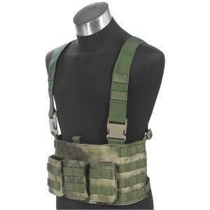 Flyye LAW ENF Chest Rig A-TACS FG