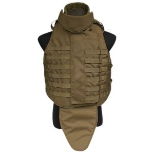 Flyye Outer Tactical Vest Coyote Brown