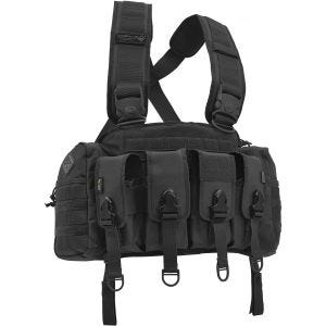 Hazard 4 Frontline Assualt Rifle Loadout Chest Rig Black