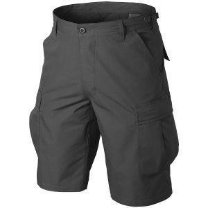 Helikon Genuine BDU Shorts Polycotton Ripstop Black
