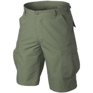 Helikon Genuine BDU Shorts Cotton Ripstop Olive