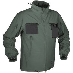 Helikon Cougar Soft Shell Windblocker Jacket Foliage Green