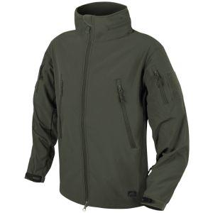 Helikon Gunfighter Soft Shell Jacket Jungle Green