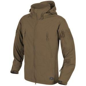 Helikon Trooper Soft Shell Jacket Mud Brown
