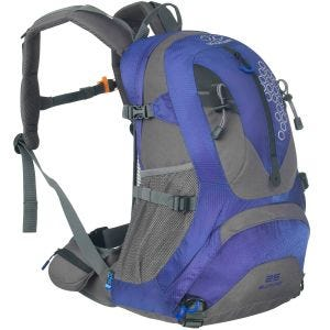 Highlander Summit 25L Backpack Blue