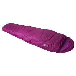 Highlander Sleepline 250 Mummy Sleeping Bag Pink