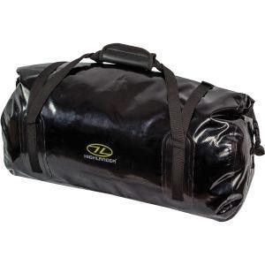 Highlander Mallaig Drybag 35L Duffle Bag Black