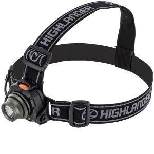 Highlander Wave 3 Watt Cree Sensor Headlamp