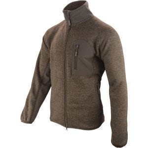 Jack Pyke Weardale Knitted Jacket Brown