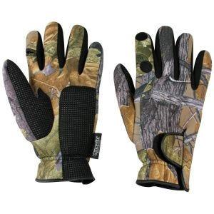 Jack Pyke Neoprene Gloves English Oak